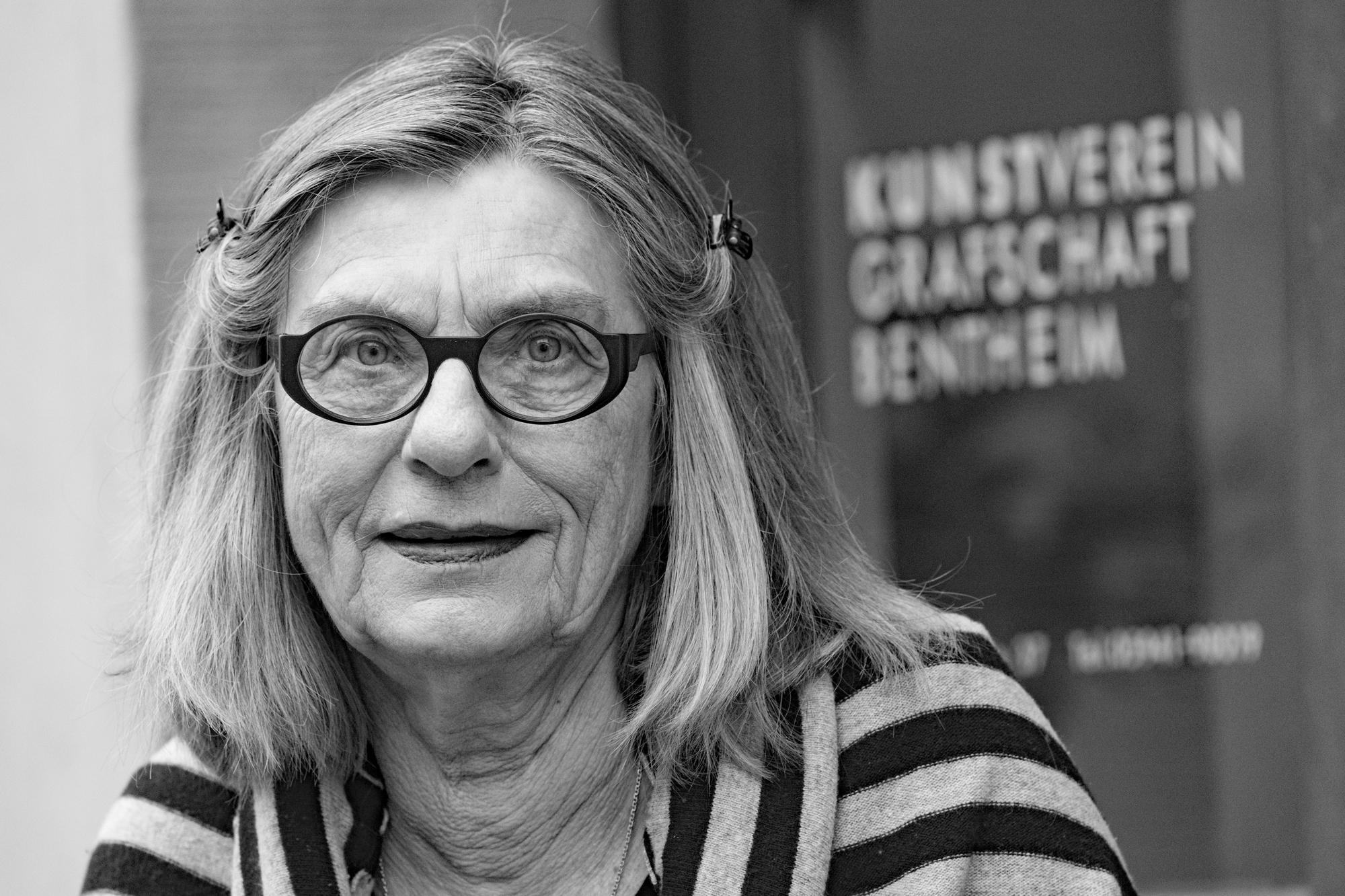 Gudrun Thiessen-Schneider (Foto: © 2019 Wolfgang Weßling)