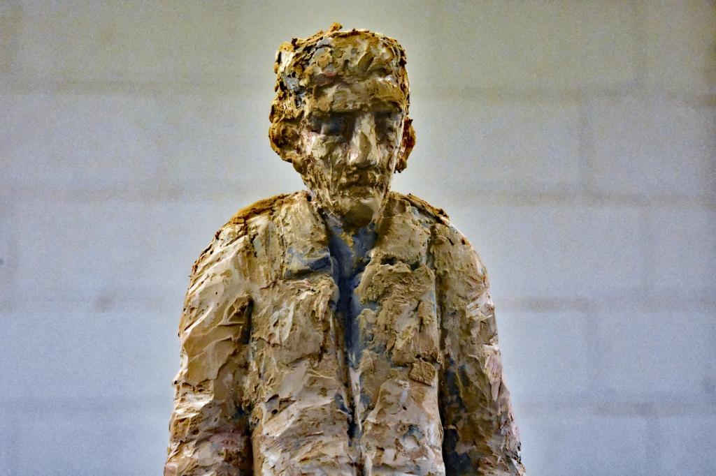 Skulptur von Richard Baumeister (Foto: © 2016 Wolfgang Weßling)
