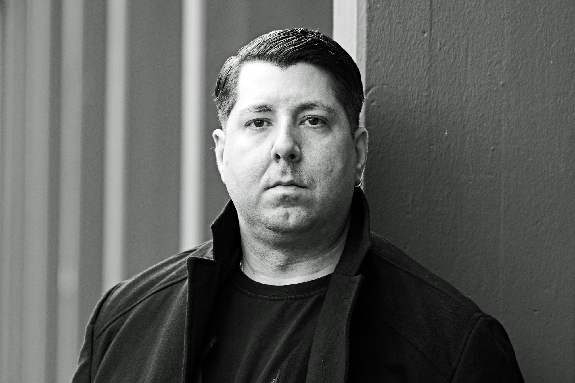 Neo Overstreet, Dichter und Musiker (Foto: © 2021 Wolfgang Weßling)