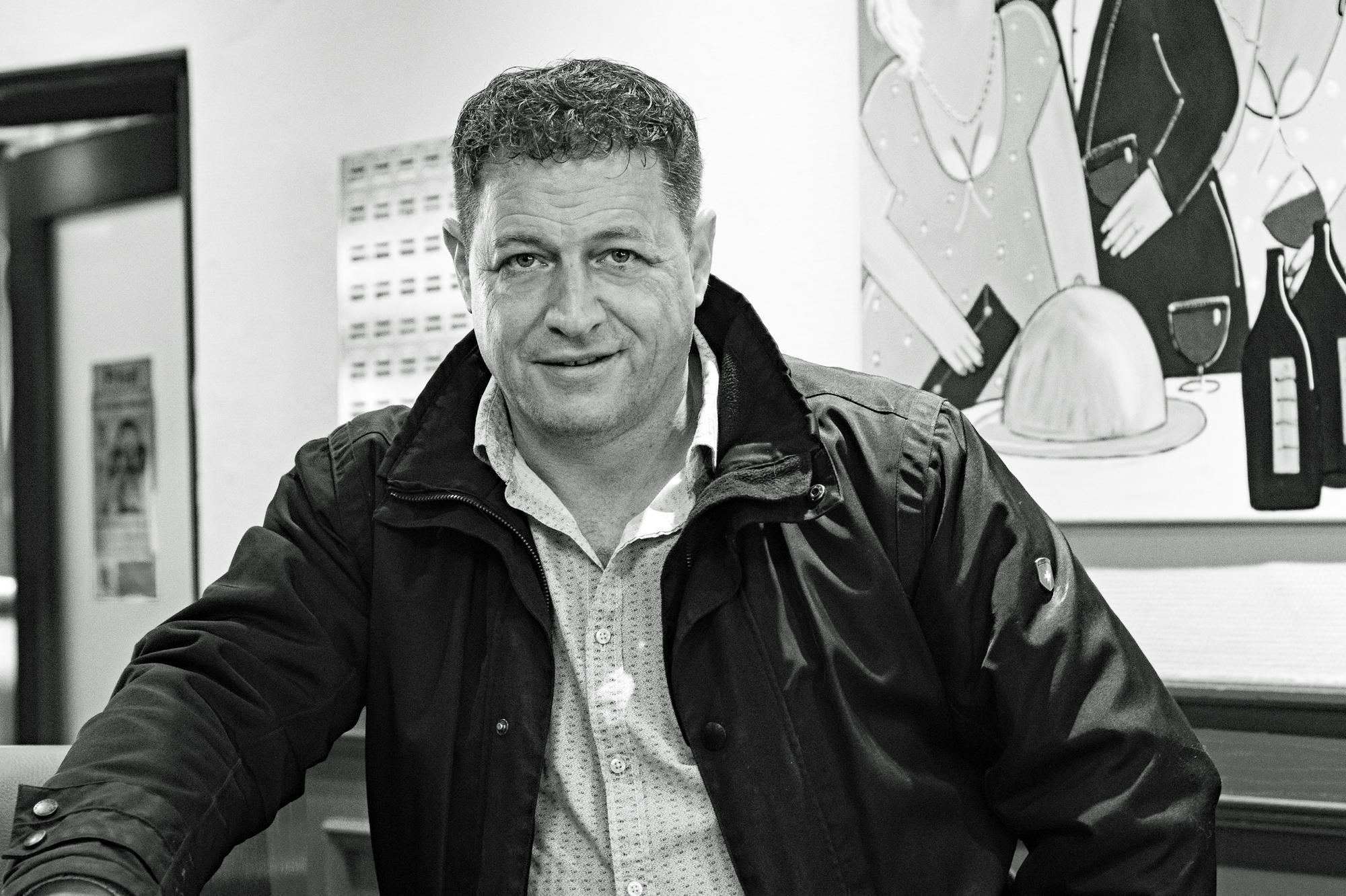 Guido Brand (Foto: © 2021 Wolfgang Weßling)