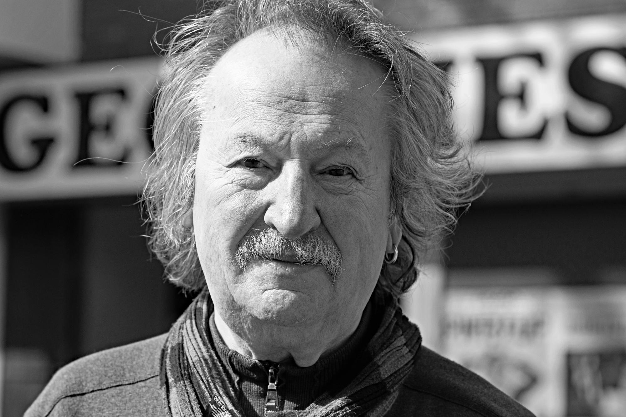 George Mikolajew (Foto: © 2021 Wolfgang Weßling)