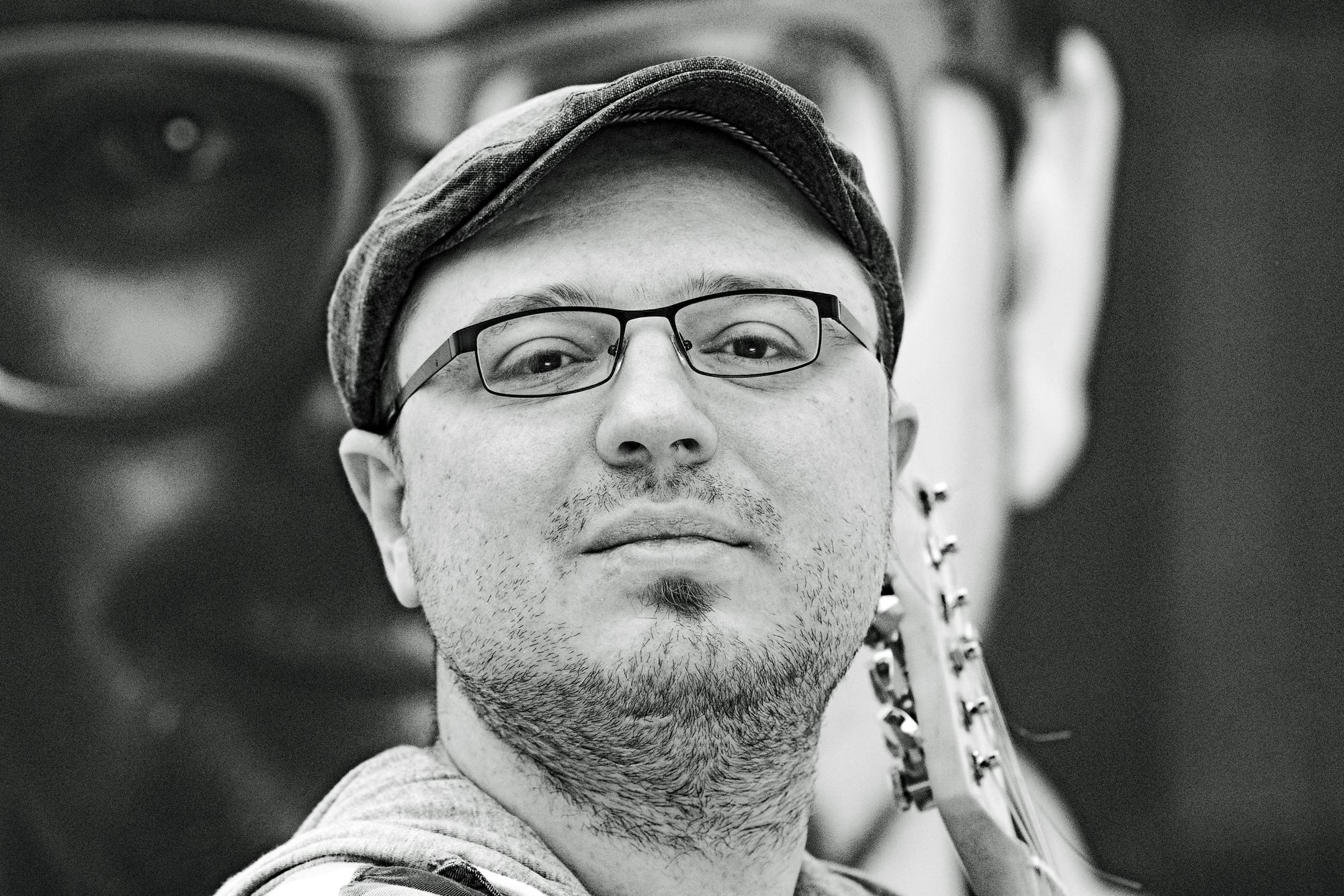 Alexander Rosenhof (Foto: © 2019 Wolfgang Weßling)