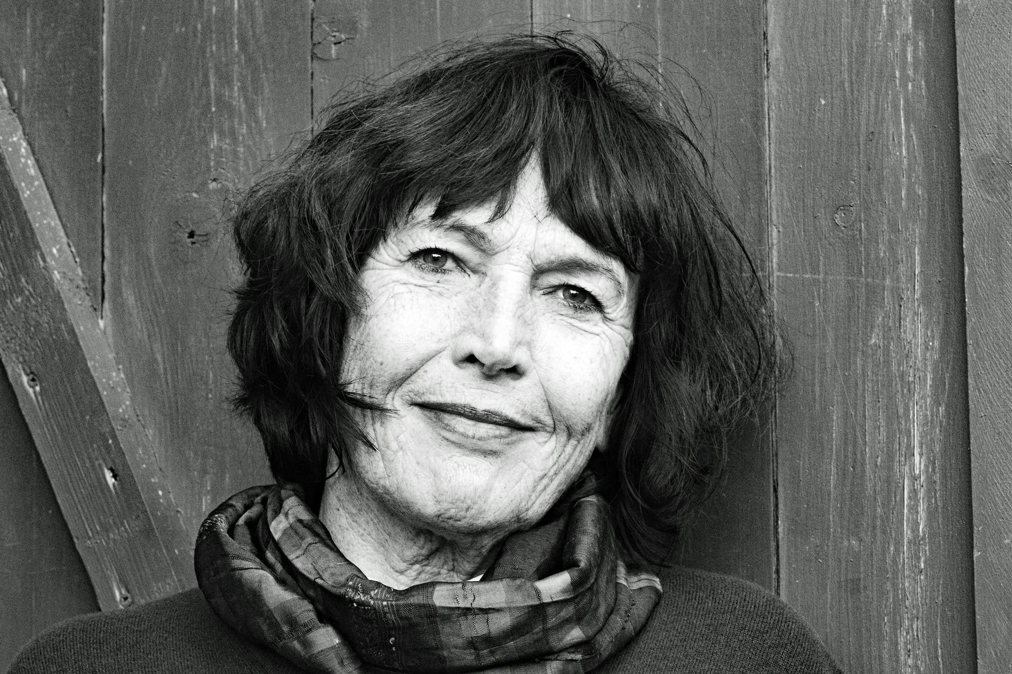 Inge Kleinschmidt (Foto: © 2016 Wolfgang Weßling)